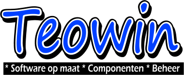 Teowin-Software